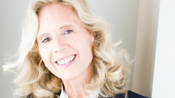Caroline Ruellan Présidente du Cercle des Administrateurs